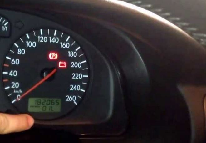 How To Reset Oil Or Insp Message Audi A4 B5 1994 2001