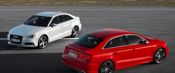 Five stars for Audi A3 and S3 Sedans from US NCAP