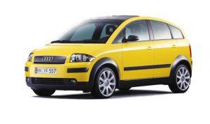 Audi A2 (1999 to 2005) - Fuse Box Location and Fuses ListAudi A3