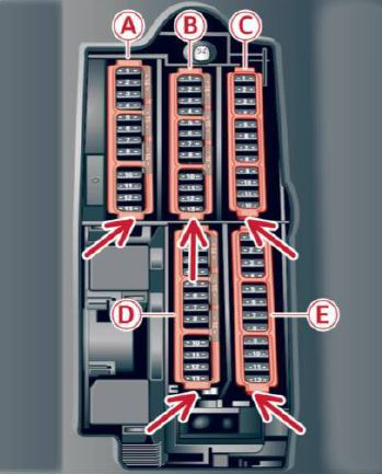 Audi B8 Fuse Box | Wiring Diagram