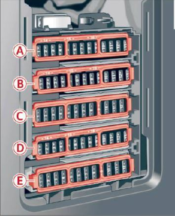 Audi Fuse Box | Wiring Diagrams