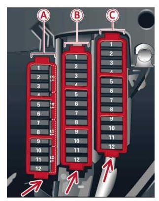 Audi_A5_fuse_box_diagram_driver_side